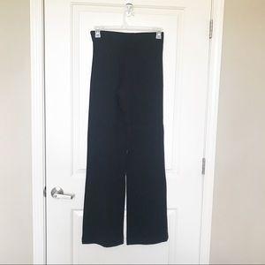 Vince Pants - VINCE • Hi Waisted Black Wide Leg Pants Sz S